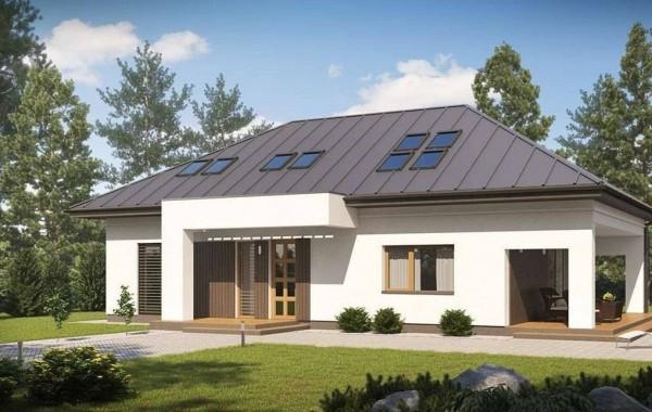 Проект дома 4m508a