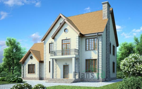 Проект бетонного дома 53-67