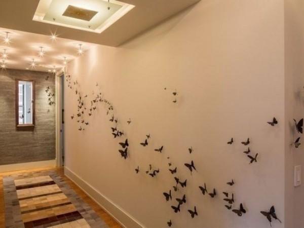 Бабочки в коридоре