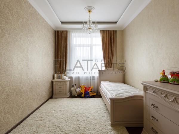 Фотографии квартиры 86 кв.м. после ремонта