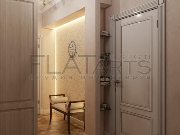 Дизайн дома 260 кв.м в стиле классика с элементами прованса
