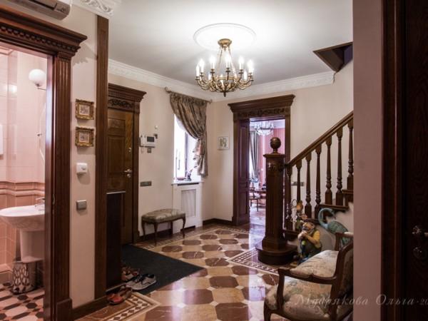 Дизайн-проект дома в Санкт-Петербурге