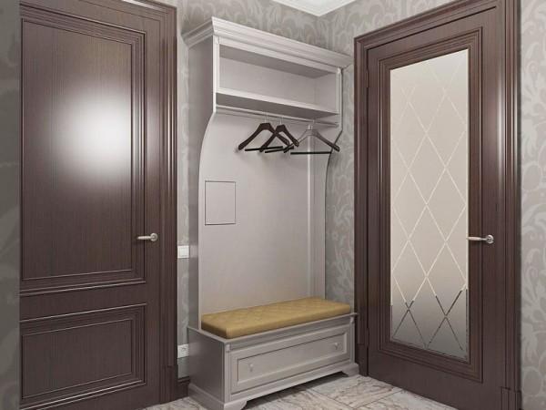 Прихожая в квартире в Санкт-Петербурге