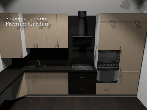 Кухня для загородного дома от Premier Garden