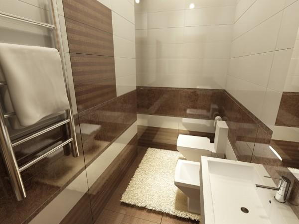 туалет 3 кв.м.