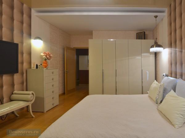 спальня в классическом стиле 20 кв.м.