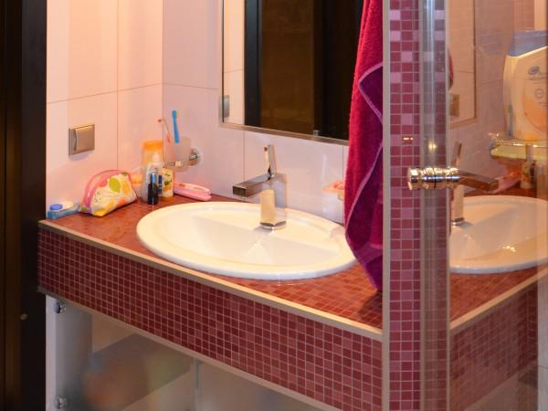 Туалет 4 кв. м в современном стиле