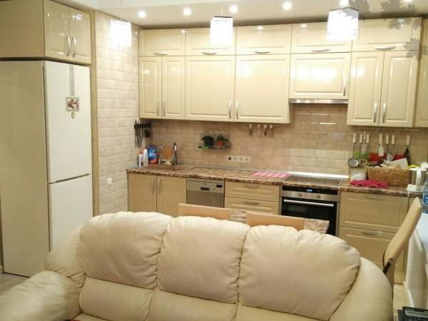 Кухонный гарнитур в ЖК Капитал от Premier Garden