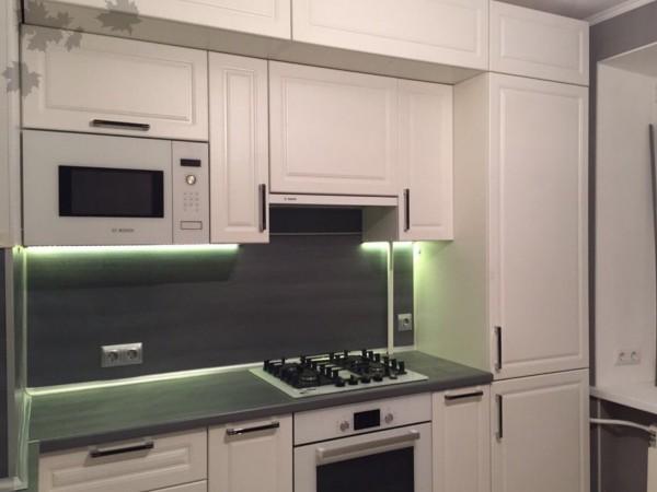 Классический кухонный гарнитур от Premier Garden