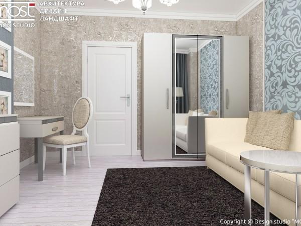 Гостевая комната для бабушки