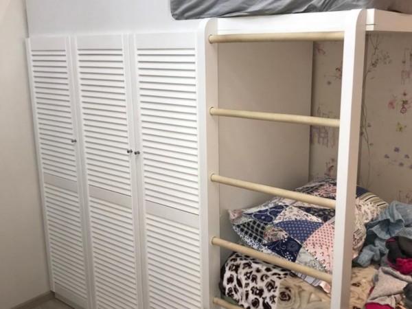 Детская двухъярусная кровать от Premier Garden