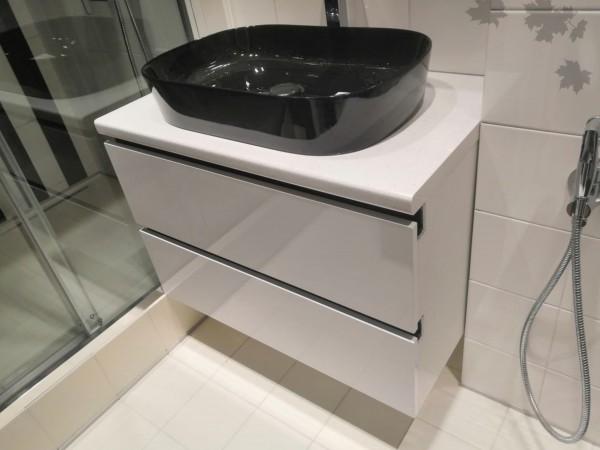 Меблировка ванной комнаты от Premier Garden в жк Legenda