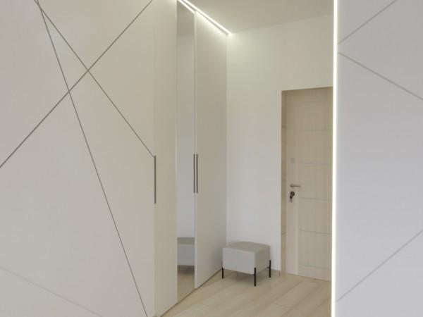 Квартира в минимализме.