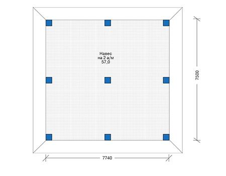 Проект кирпичного дома 39-67 план