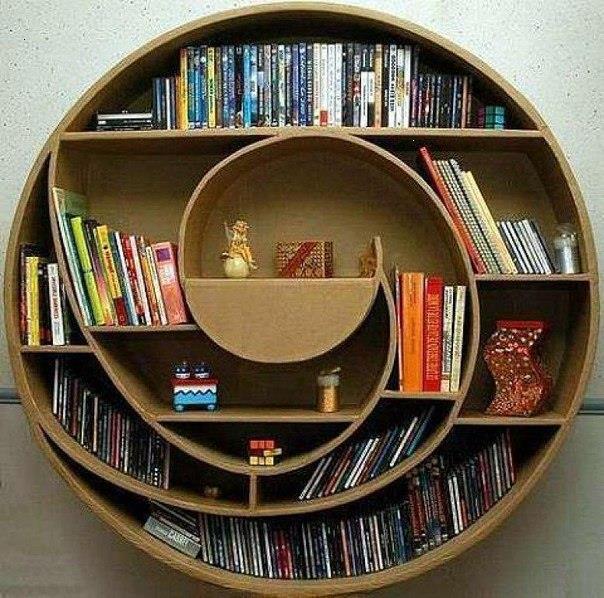 Домашняя библиотека: прошлое, настоящее, будущее