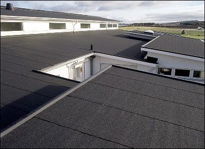 Достоинства и недостатки плоских крыш