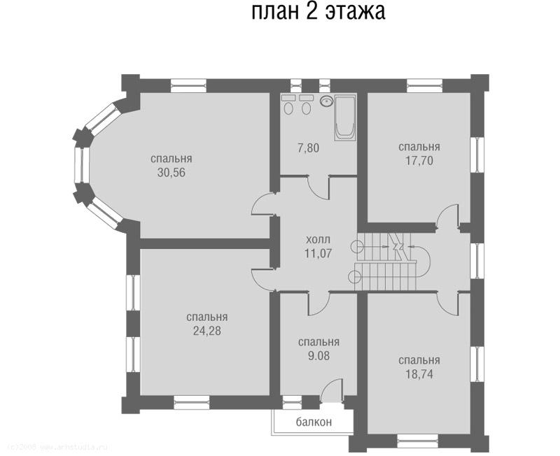 Уник.№: K-3A Монблан план