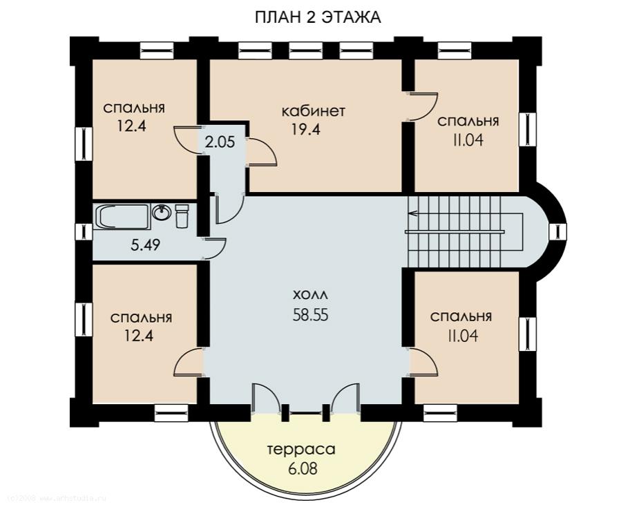 Уник.№: K-88 Ланкастер план