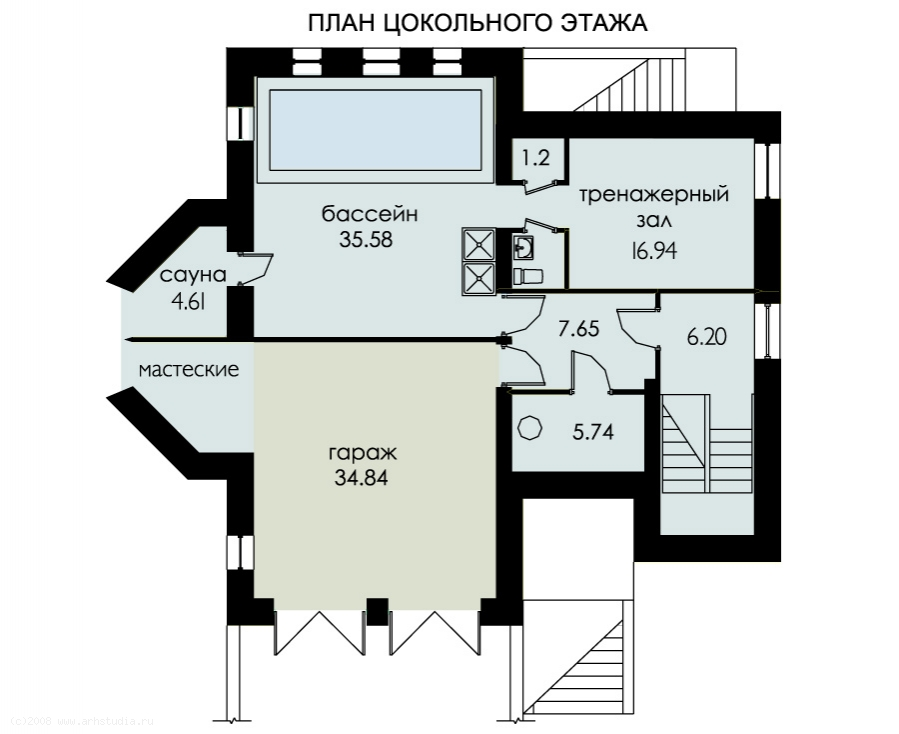 Уник.№: K-150 Форте план