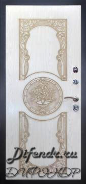 Защити свой дом элегантной входной дверью ДИФЭНДР