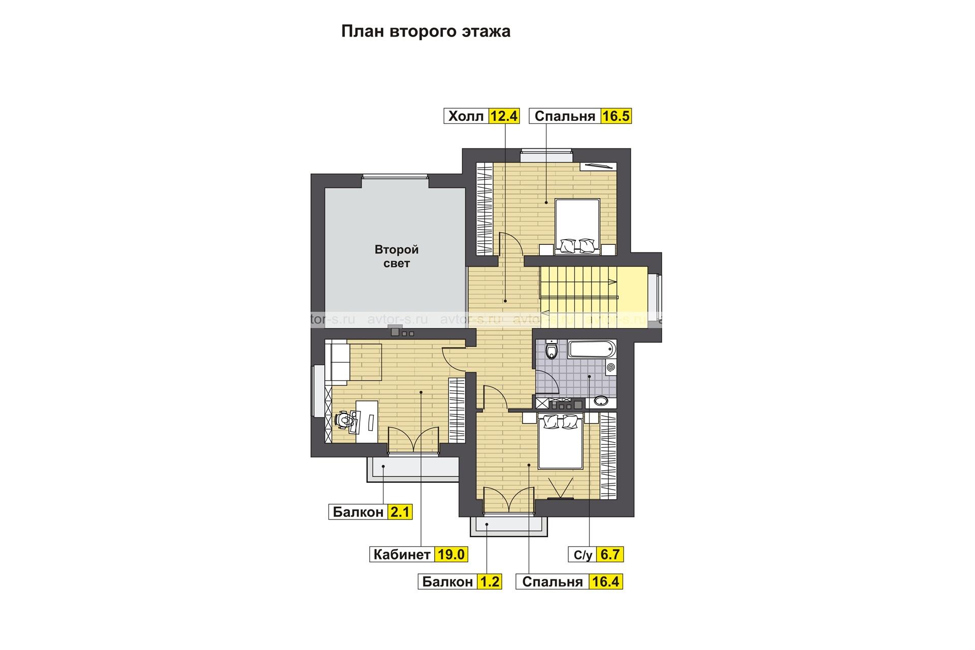 AV 309 план