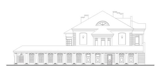 Уник.№: K-164 Версаль фасад