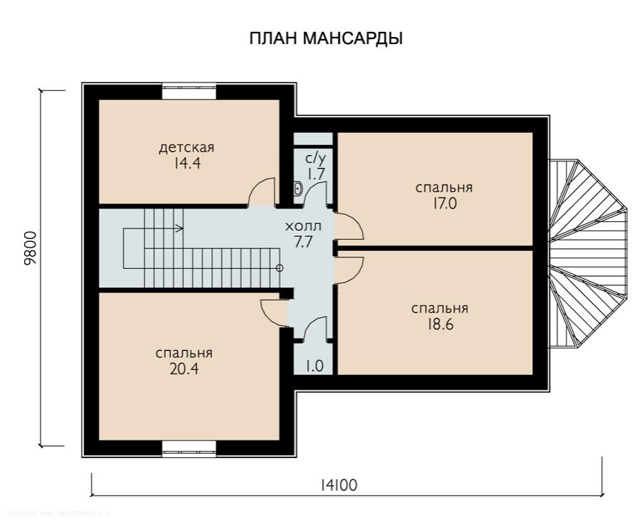 Уник.№: K-149A Акцент план