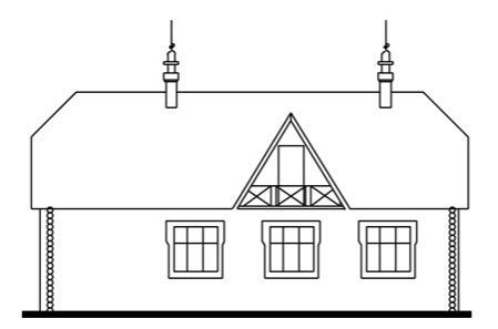 Уник.№: K-86 Финский дом фасад
