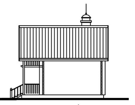 Уник.№: K-106 Отрада фасад