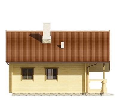 Уник.№: K-102 Баня Добрыня фасад