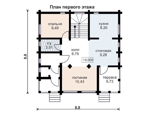 AS-2011 план