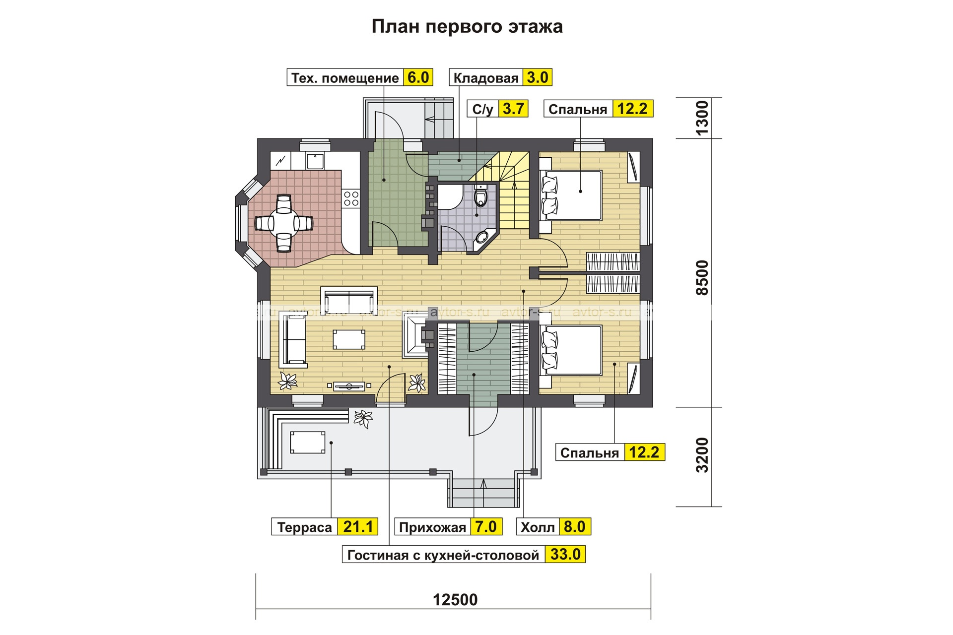 Проект AV311 план