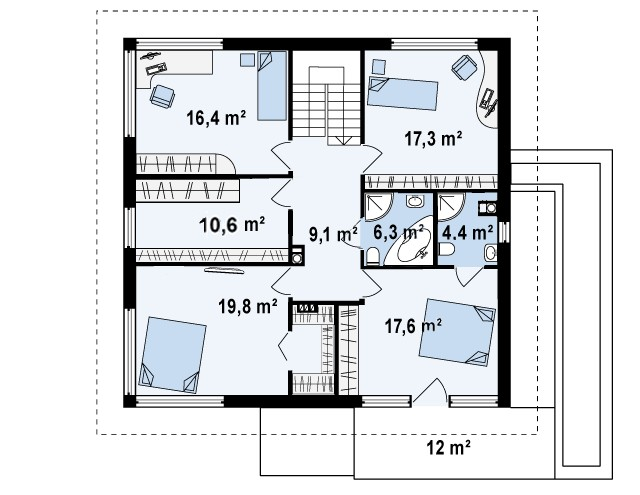 4m584 план