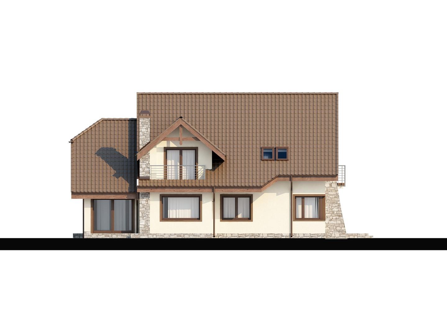 4m452 фасад