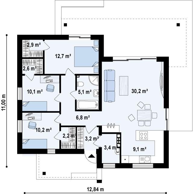 4m596a план