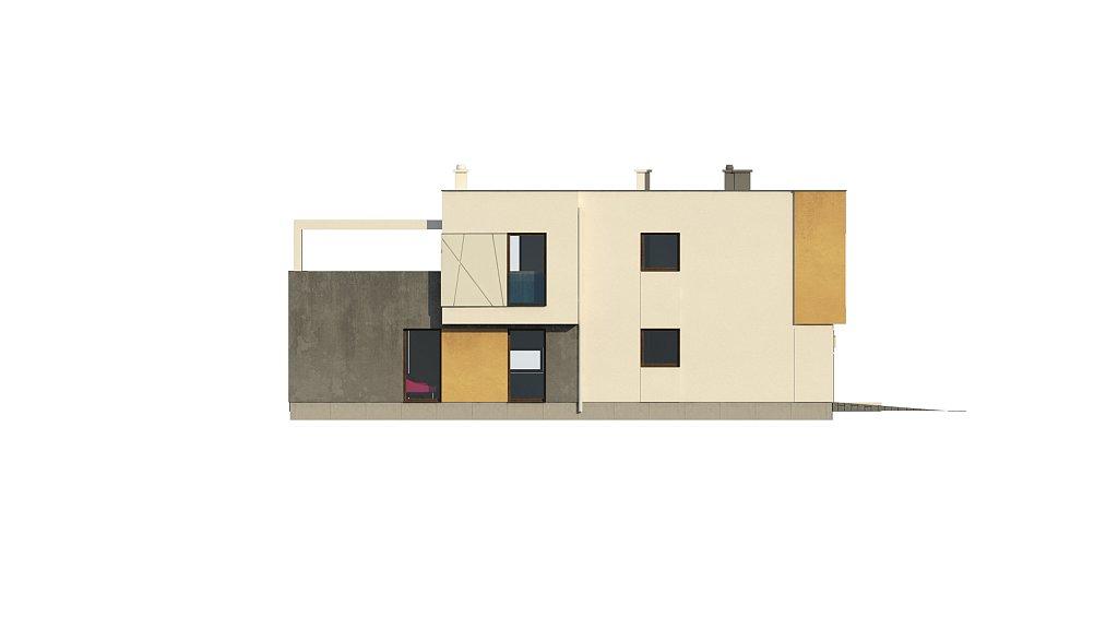 4m664 фасад