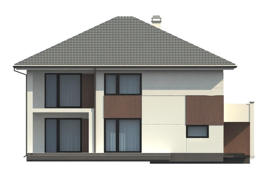 4m073 фасад