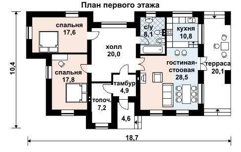 AS-2061 план