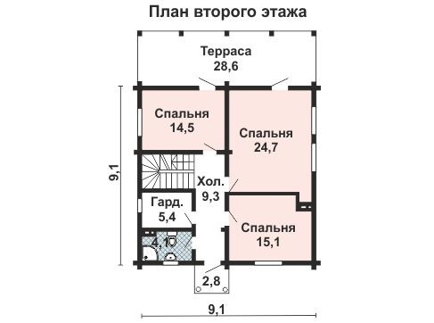 AS-2072-2 план