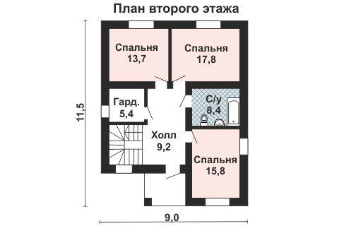 AS-2079 план