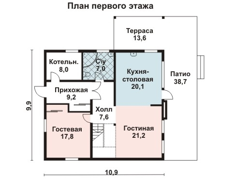 AS-2087 план