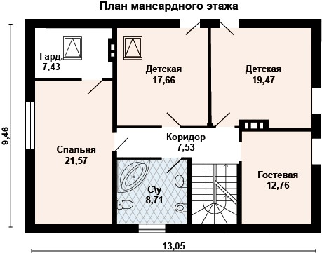 AS-2103 план