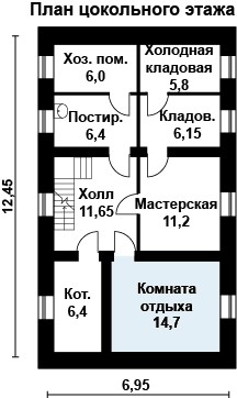 AS-2116 план