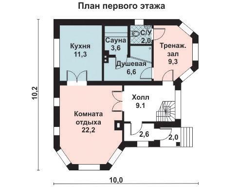 AS-2135 план
