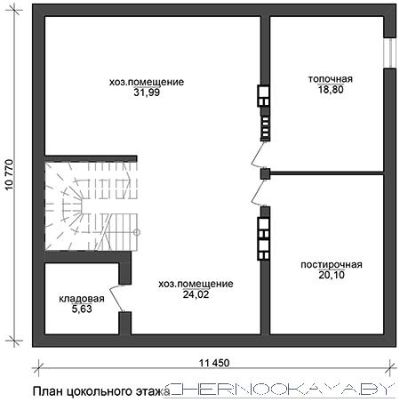 ПРОЕКТ ДОМА №1567 план