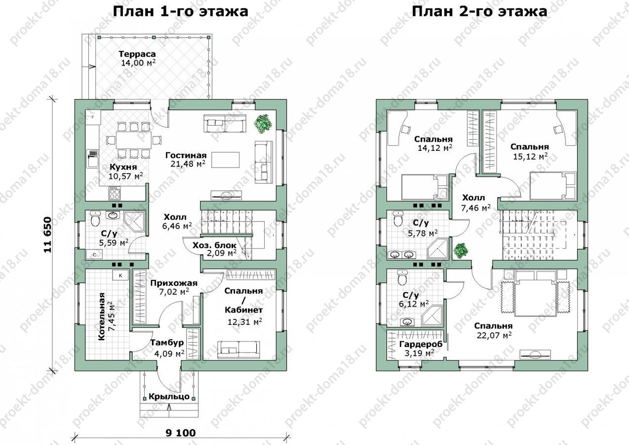 Проект А-07-12 план