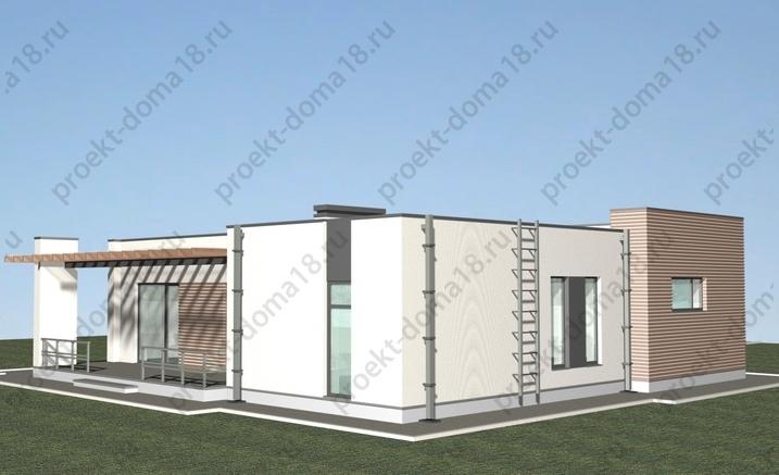 Проект А-07-14  фасад