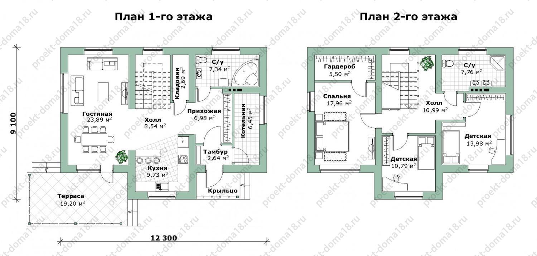Проект А-07-11 план