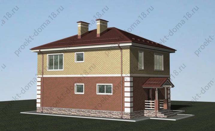 Проект К-06-11 фасад