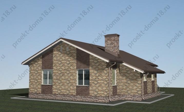Проект Б-05-15 фасад